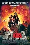 Poster of Spy Kids 2: The Island of Lost Dreams