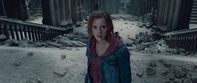 Harry Potter and the Deathly Hallows Part 2 Stills Warner Bros. pictures 2011 Emma Watson