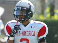 Under Armour All-American Trey Griffey — Rivals.com