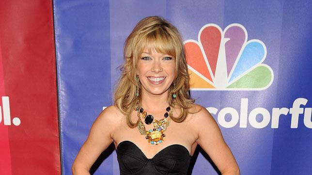 Mary Elizabeth Ellis attends the 2010 NBC Upfront presentation at The Hilton Hotel on May 17, 2010 in New York City.