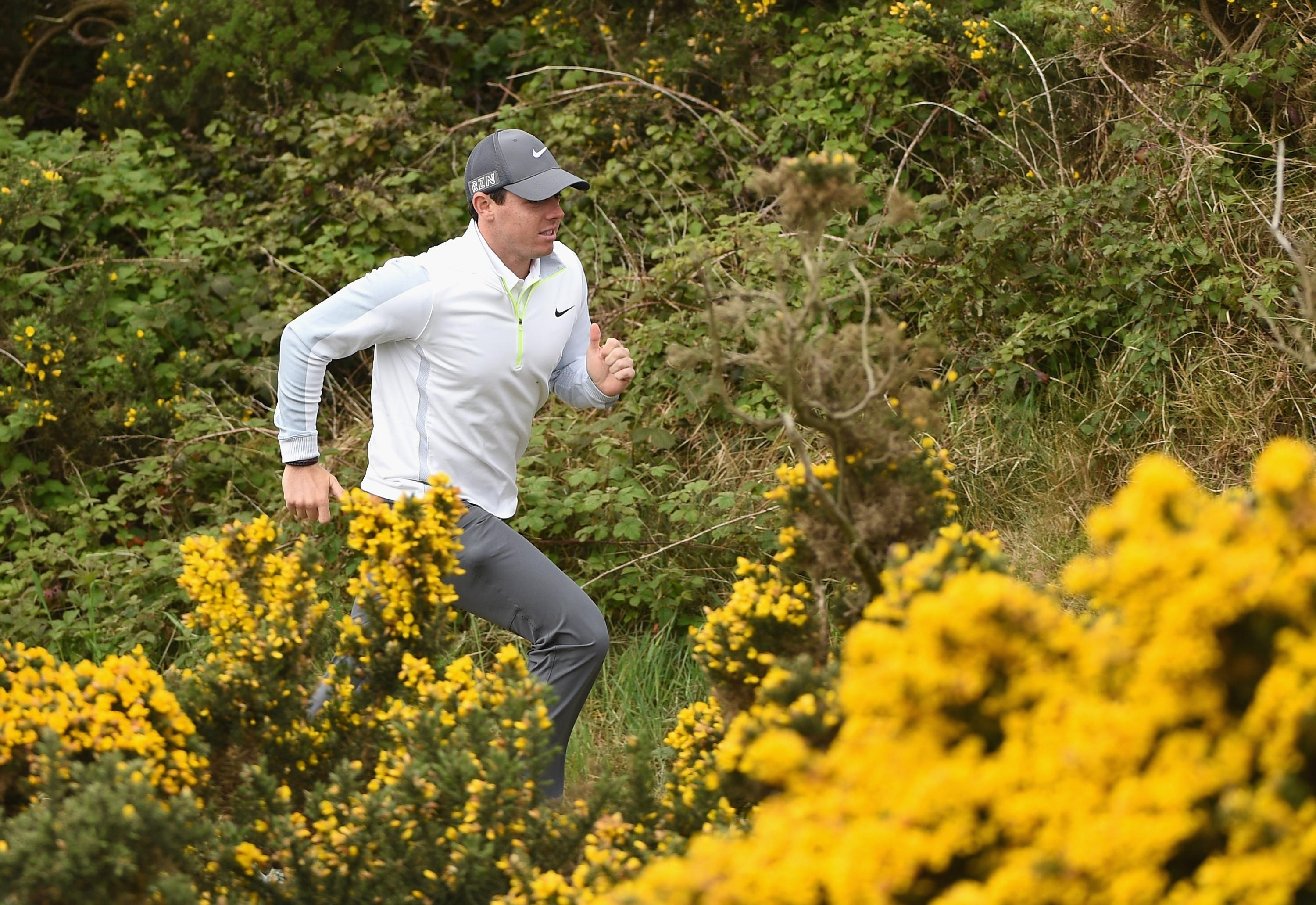 Rory McIlroy to donate Irish Open prize money to charity if he wins