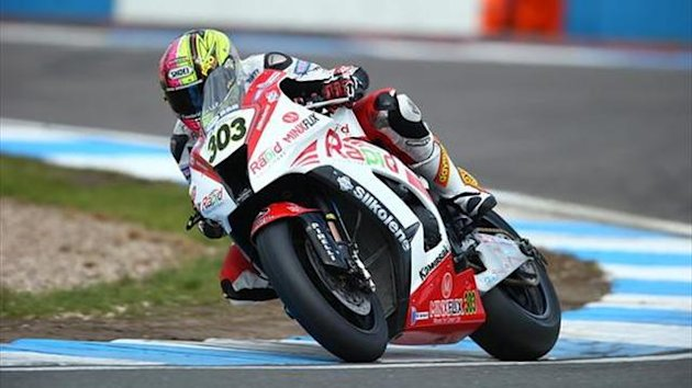 Donington BSB: Farmer declared unfit to race
