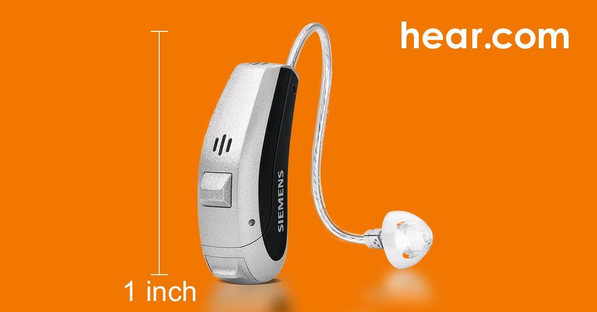 NEW German hearing aid technology!