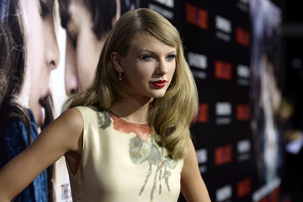 Taylor Swift Joins Jeff Bridges, Meryl Streep in 'The Giver'