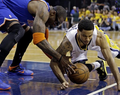 Pacers knock out Knicks with 106-99 win in Game 6
