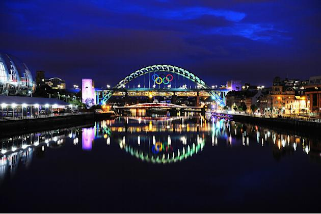 General Views Of Newcastle Upon Tyne - 2012 Olympic Games Host City