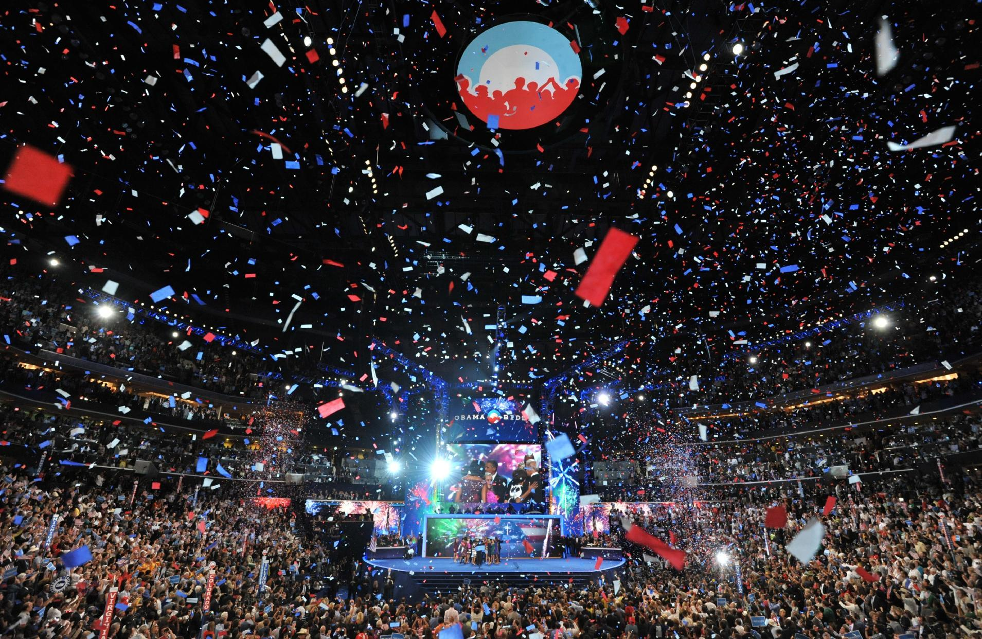US Democrats set early presidential convention date