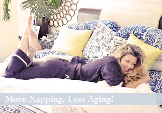 sleep and beauty, benefits of napping