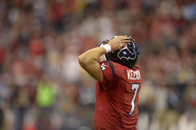 Houston Texans Roster Cuts 2014: Texans Waive Case Keenum
