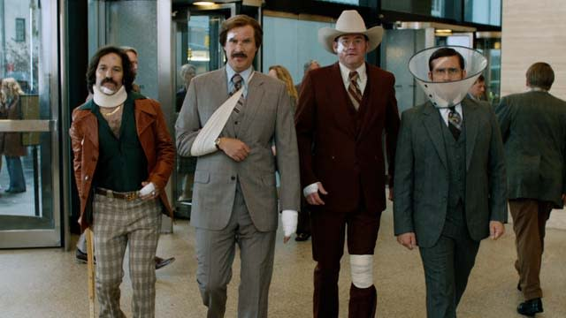 'Anchorman 2: The Legend Continues' Theatrical Trailer 2
