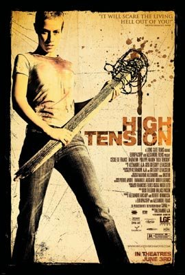 Lions Gate Films' High Tension