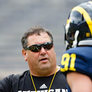 Jim Donnan's Advice For Brady Hoke