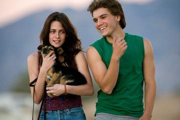 Kristen Stewart and Emile Hirsch in Paramount Vantage's Into the Wild