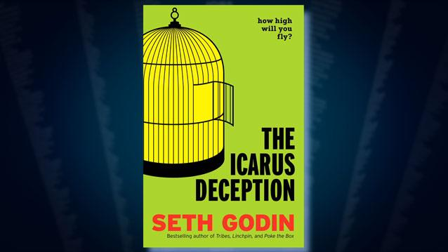 The Icarus Deception: Why You Should Treat Your Job Like a Work of Art