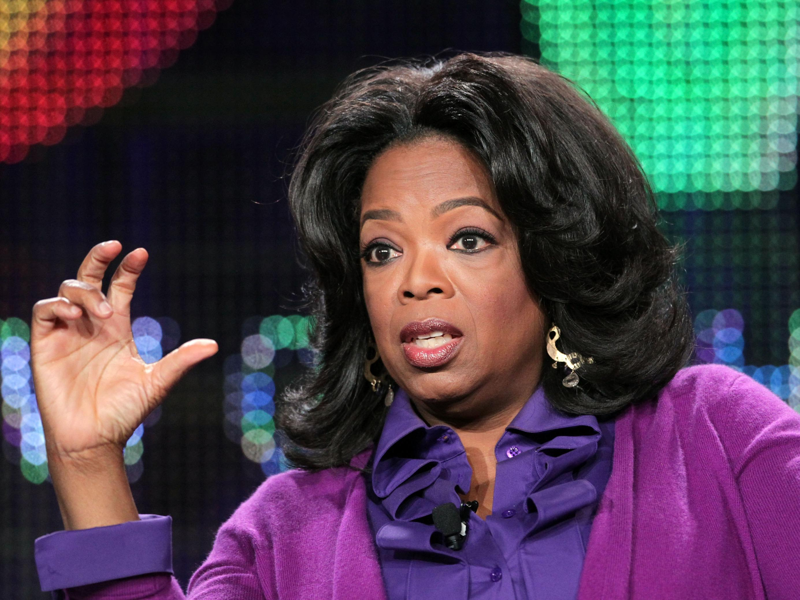 Oprah Winfrey hates meetings so much she once persuaded Coretta Scott King not to visit her