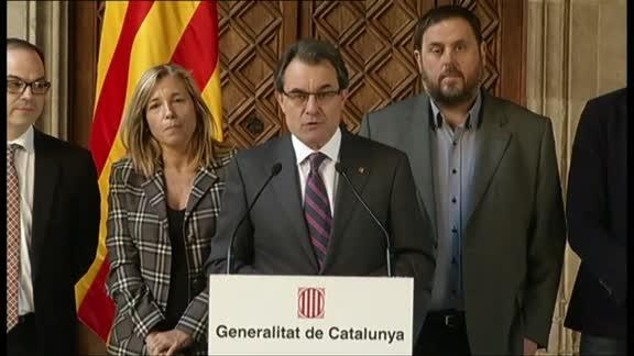 Catalonia sets November 9, 2014, for independence poll