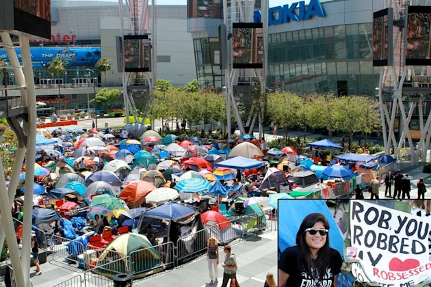 Twilight Fans Nokia Theatre