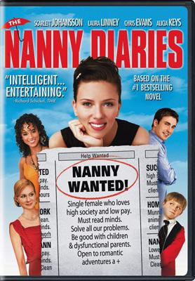 DVD box art for the The Weinstein Company's The Nanny Diaries