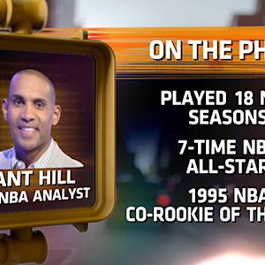 Grant Hill joins Boomer & Carton