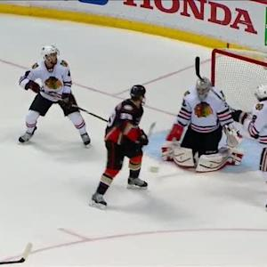 Beleskey redirects Fowler's shot by Crawford