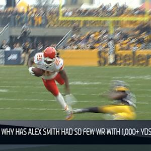 Are the odds against Kansas City Chiefs wide receiver Jeremy Maclin in Kansas City?