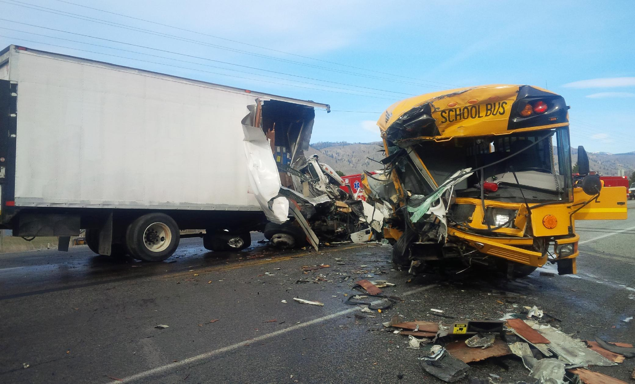 Officials: Truck driver fell asleep in fatal collision