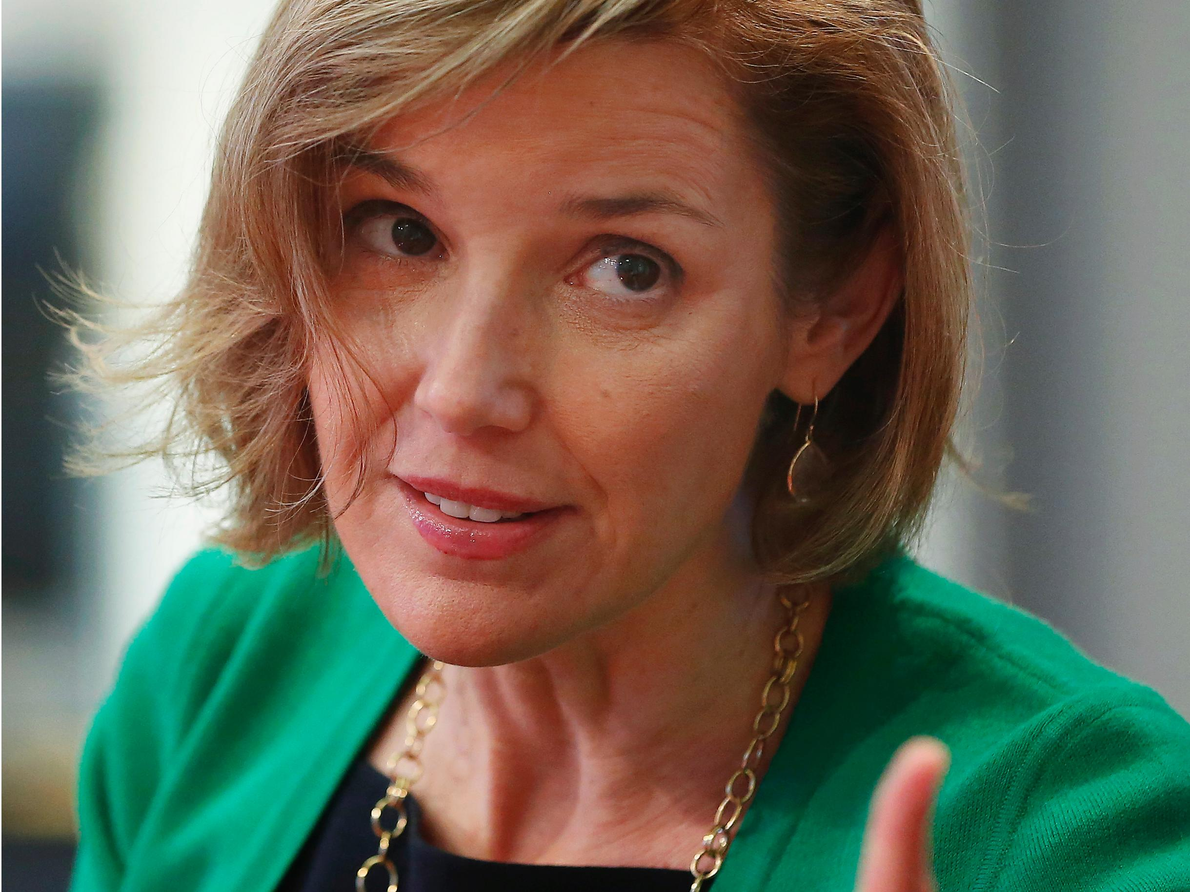 SALLIE KRAWCHECK: My advice for women wanting to break into Wall Street or Silicon Valley