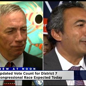 Updated Vote Count Expected In Bera-Ose Race