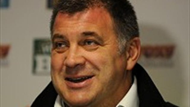 Shaun Wane, pictured, wants more improvement from Liam Farrell