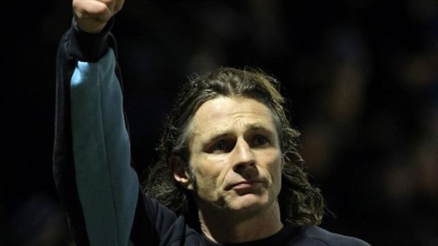 Wycombe boss Gareth Ainsworth hailed two-goal Max Kretzschmar after his side's win at Hartlepool