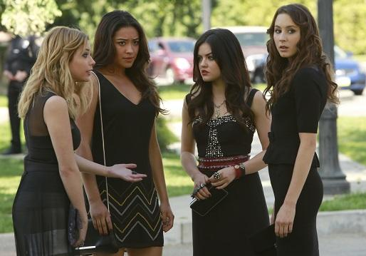 Pretty Little Liars Recap: 'A' Takes Aim
