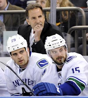 Canucks fire coach Tortorella after just 1 season