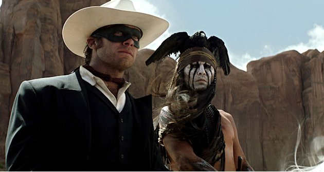The Lone Ranger Still