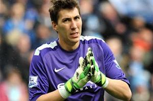 Pellegrini set to stick with Pantilimon as Hart faces more time on bench
