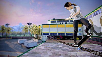 There's a new Tony Hawk game coming out this year
