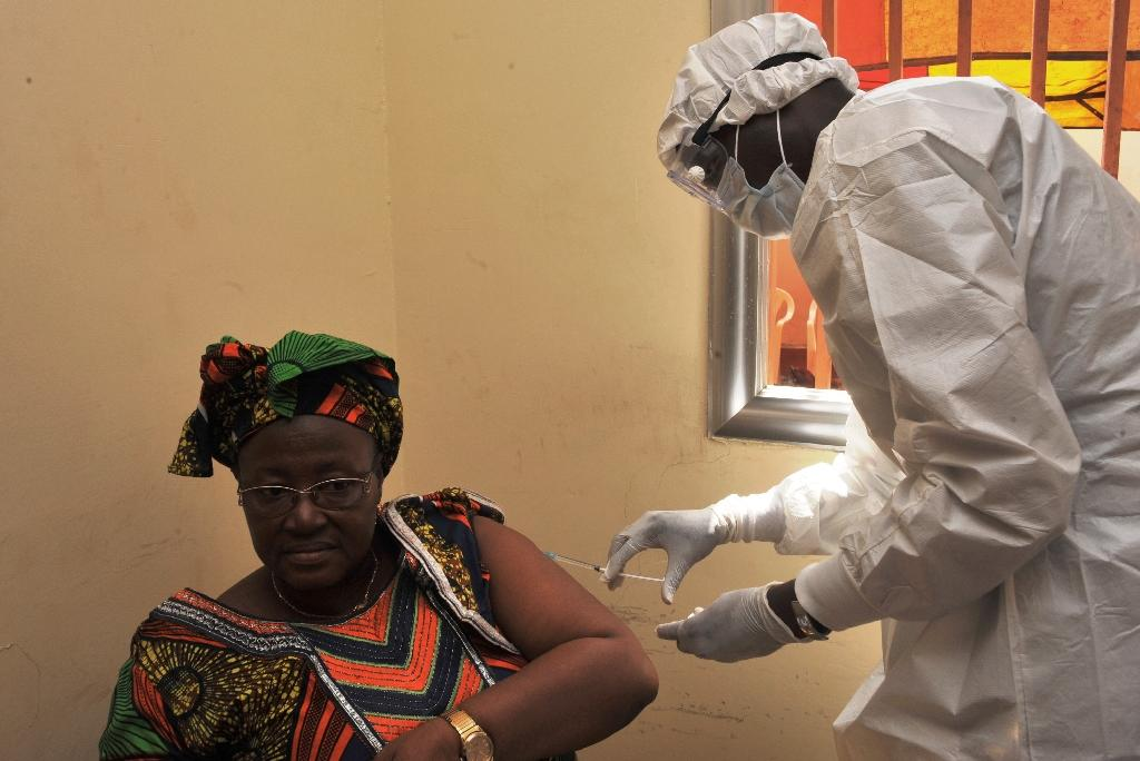 Two experimental Ebola vaccines appear safe says US agency