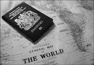 Passport and travel document