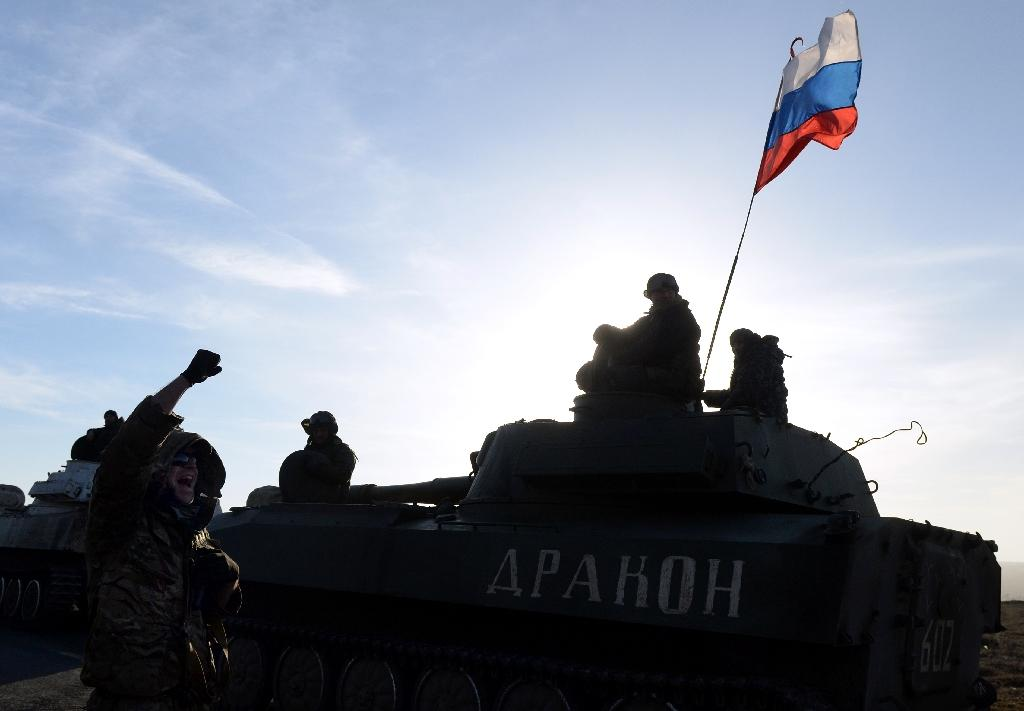 Russia denies US claim of 'thousands' of troops in Ukraine