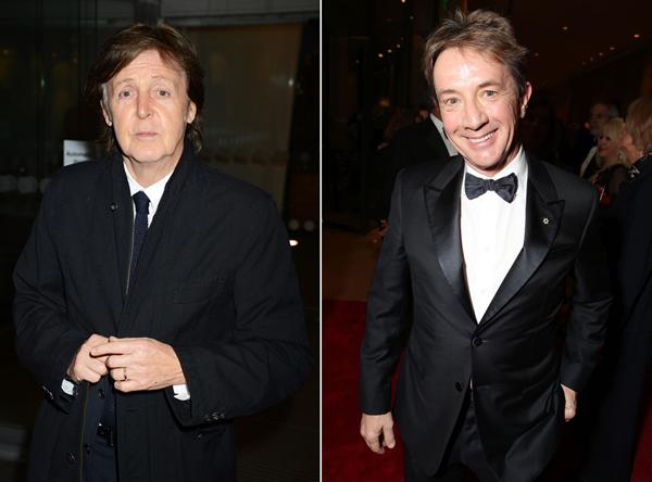 Martin Short, Paul McCartney to Helm 'SNL' Christmas Episode