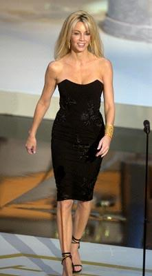 Heather Locklear Emmy Awards - 9/22/2002