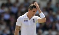 Pietersen Left Out Of England Squad For India Tour