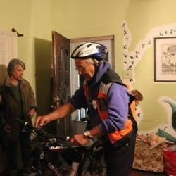 76-Year-Old Man Bikes 300 Miles To Raise Money For Planned Parenthood