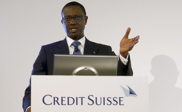 Credit Suisse's Thiam wants his bonus to be cut up to 50 percent: report