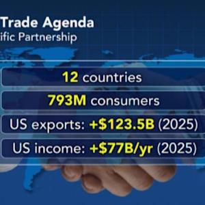`Fast Track' Deal Revives Obama Trade Deals