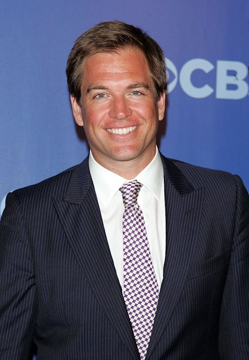 Michael Weatherly (&quot;NCIS&quot;) attends the 2010 CBS Upfront at The Tent at Lincoln Center on May 19, 2010 in New York City. 