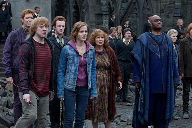 Harry Potter and the Deathly Hallows part 2 Warner Bros Pictures 2011