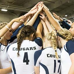 BYU Volleyball Prepares for NCAA Final Four