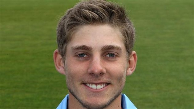 Chris Dent's career-best score helped Gloucestershire to victory