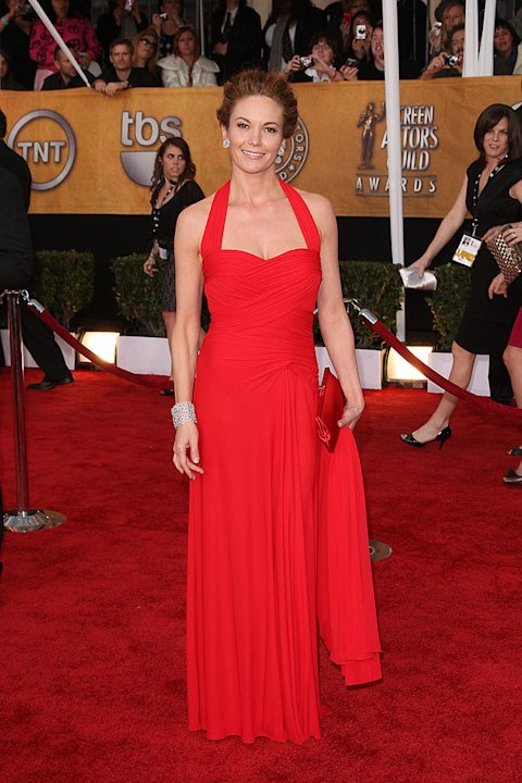 15th Annual Screen Actors Guild Awards 2009 Diane Lane