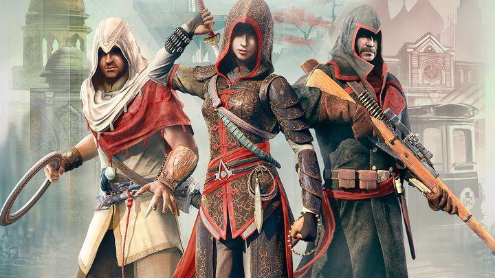 Assassin's Creed Chronicles is now a trilogy, goes to China, India and Russia